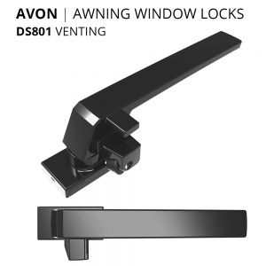 DS801 Venting Awning Window Lock