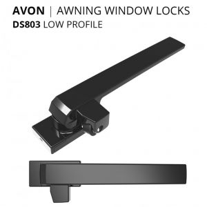 DS803 Low Profile Awning Window Lock