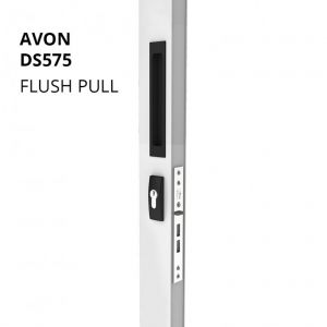 DS575 Flush Pull Handle